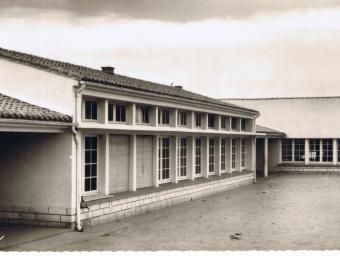 L'école en 1960