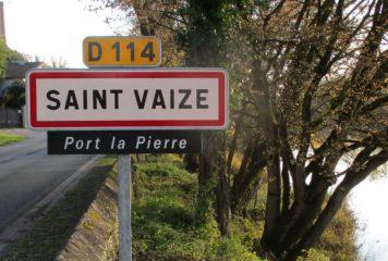 Entrée Port la Pierre